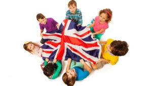 สร้างบทเรียนภาษาอังกฤษเพื่อให้เด็กๆเรียนรู้