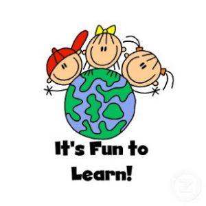 สอนภาษาอังกฤษอย่างไรให้เด็กๆรู้สึกสนุก