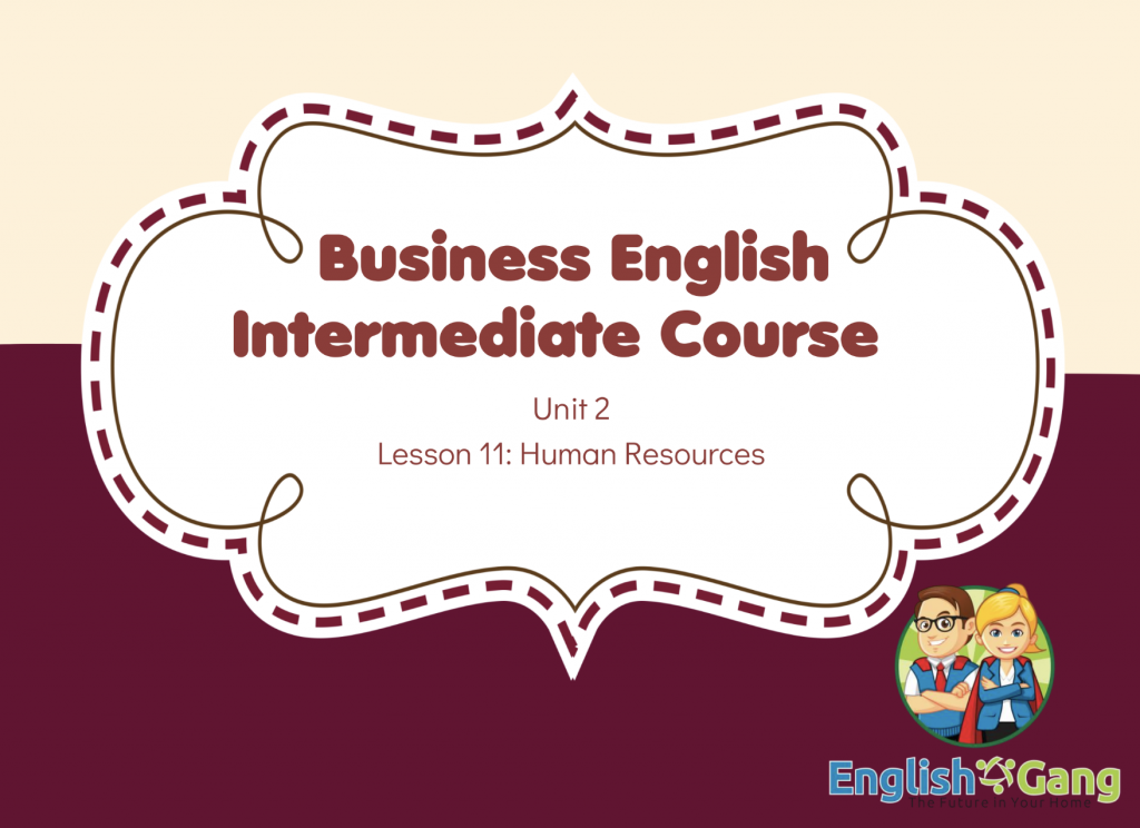 Business English Bangkok