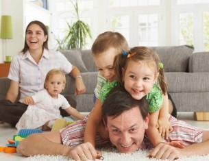 เลี้ยงลูกให้ฉลาดและสุขภาพกายดีสุขภาพจิตสดใส
