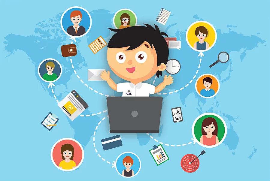 เทคโนโลยีสารสนเทศและการสื่อสารกับการเรียนรู้ตลอดชีวิต